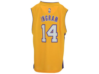 Los Angeles Lakers Brandon Ingram Youth NBA Revolution 30 Jersey