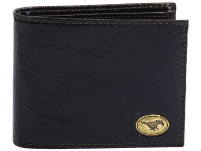 Southern Methodist Mustangs Jack Mason Legacy Traveler Wallet
