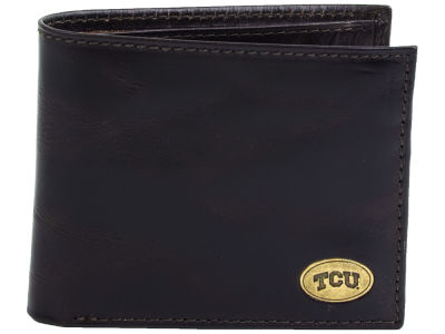 Texas Christian Horned Frogs Jack Mason Legacy Traveler Wallet