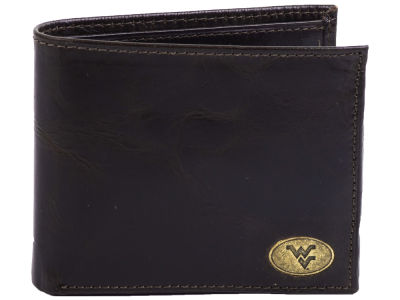 West Virginia Mountaineers Jack Mason Legacy Traveler Wallet