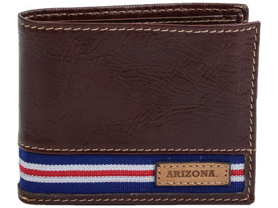 Arizona Wildcats Jack Mason Tailgate Traveler Wallet