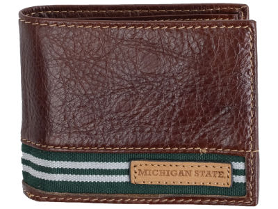 Michigan State Spartans Jack Mason Tailgate Traveler Wallet