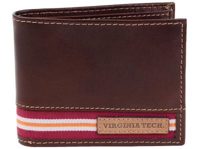Virginia Tech Hokies Jack Mason Tailgate Traveler Wallet