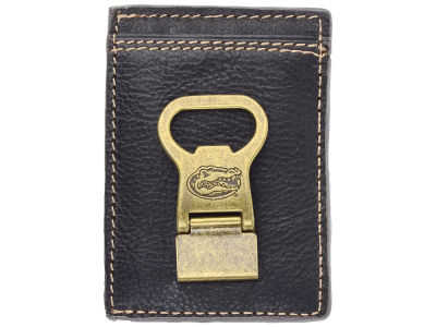 Florida Gators Jack Mason Gridiron Multicard Front Pocket Wallet