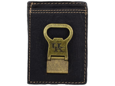 Kentucky Wildcats Jack Mason Gridiron Multicard Front Pocket Wallet