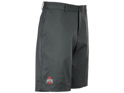 Ohio State Buckeyes NCAA Men's Flat Front Short
