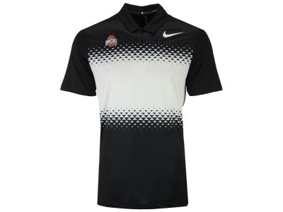 Ohio State Buckeyes Nike Golf NCAA Men's Mobility Majors Polo