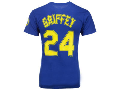 Seattle Mariners Ken Griffey Jr. MLB Men's Ceremony Patch Player T-Shirt