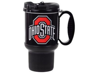 20oz Black Gripper Car Mug