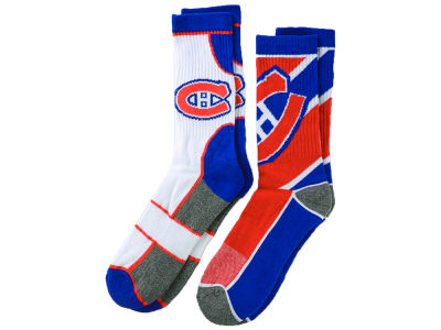 Montreal Canadiens Sport Socks 2pk