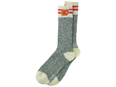 Calgary Flames Women's Wool Socks