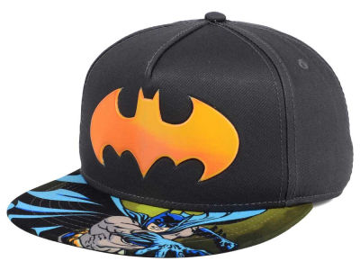 DC Comics Batman Youth Lenticular Snapback Cap
