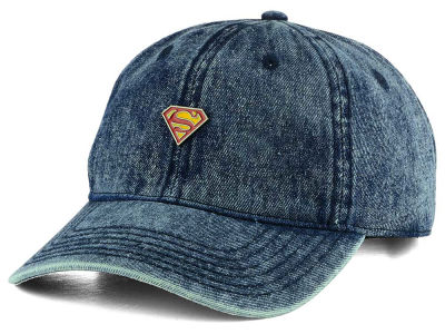 DC Comics Metal Pin Dad Hat