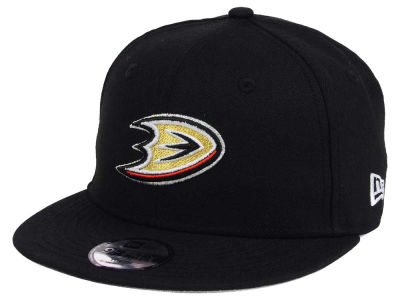 Anaheim Ducks New Era NHL Youth All Day 9FIFTY Snapback Cap