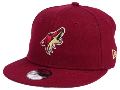 Arizona Coyotes New Era NHL Youth All Day 9FIFTY Snapback Cap