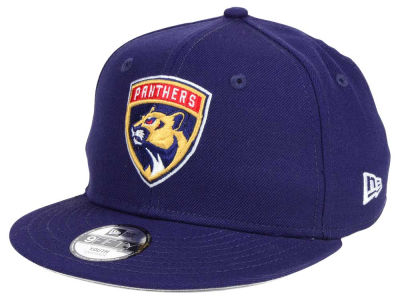 Florida Panthers New Era NHL Youth All Day 9FIFTY Snapback Cap