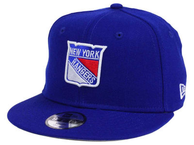 New York Rangers New Era NHL Youth All Day 9FIFTY Snapback Cap
