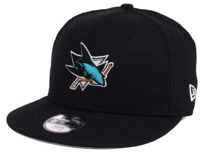 San Jose Sharks New Era NHL Youth All Day 9FIFTY Snapback Cap