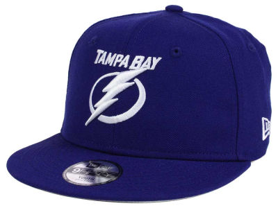 Tampa Bay Lightning New Era NHL Youth All Day 9FIFTY Snapback Cap