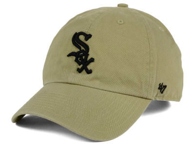 Chicago White Sox '47 MLB Khaki '47 CLEAN UP Cap