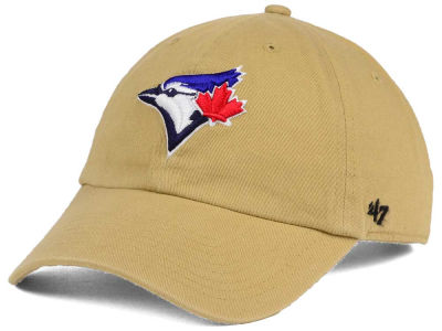 Toronto Blue Jays '47 MLB Khaki '47 CLEAN UP Cap