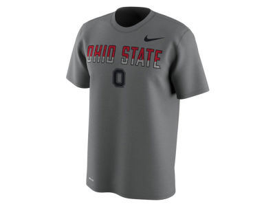 Ohio State Buckeyes Nike NCAA Men's 2.0 Hook Legend T-Shirt
