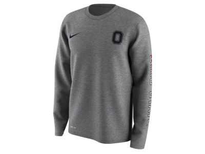 Ohio State Buckeyes Nike NCAA Men's 2.0 Hook Legend Long Sleeve T-Shirt