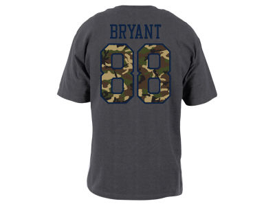 Dallas Cowboys Dez Bryant NFL Men's Camo Eligible Receiver T-Shirt