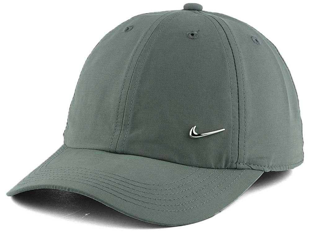 fc9ee9c12 Nike Youth Metal Swoosh Cap