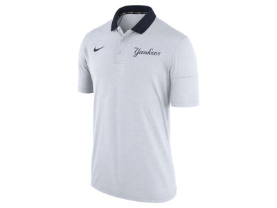 New York Yankees Nike MLB Men's Dri-Fit Touch Polo
