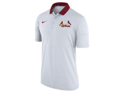 St. Louis Cardinals Nike MLB Men's Dri-Fit Touch Polo