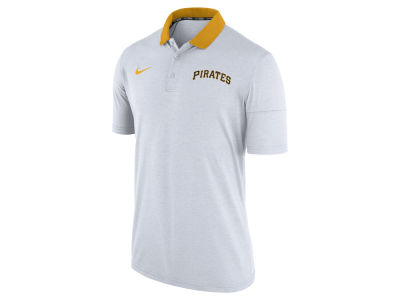 Pittsburgh Pirates Nike MLB Men's Dri-Fit Touch Polo