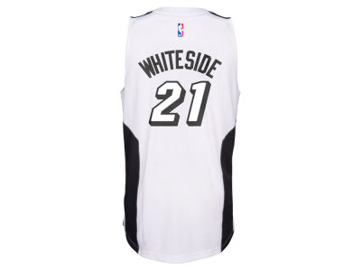Miami Heat Hassan Whiteside adidas NBA Men's New Swingman Jersey