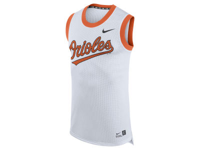 Baltimore Orioles Nike MLB Men's Bro Tank