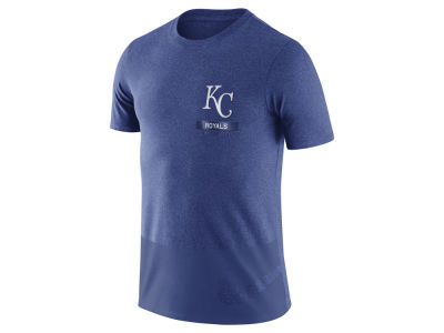 Kansas City Royals Nike MLB Men's Dri-Blend Drop Tail T-Shirt