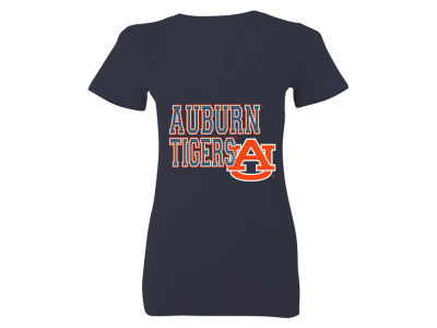 Auburn Tigers MYU NCAA Women's Fan Zone T-Shirt