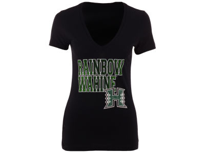 Hawaii Warriors MYU NCAA Women's Fan Zone T-Shirt