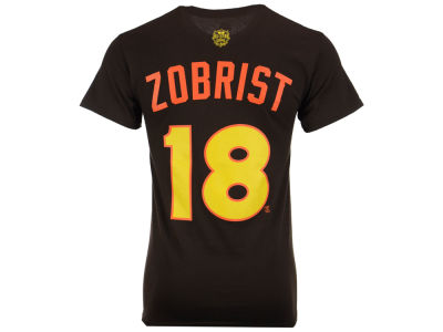 Chicago Cubs Ben Zobrist MLB Men's All Star Game 2016 Player T-Shirt