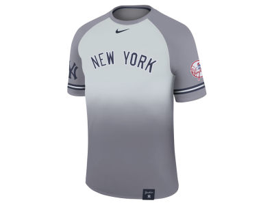 New York Yankees Nike MLB Men's Dri-Fit Sublimated Raglan T-shirt