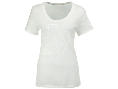 Houston Texans Nike NFL Women's Liberty White T-Shirt