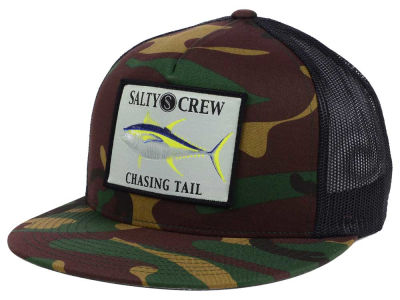 Salty Crew Ahi Trucker Hat