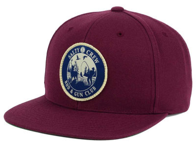Salty Crew Rod & Gun Club Hat