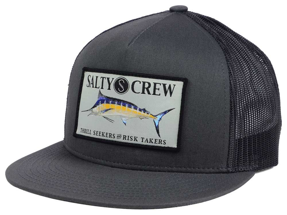 big sale 27abf dcd34 ... shopping salty crew billfish trucker hat lids 9d941 ed447