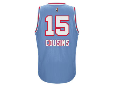 Sacramento Kings DeMarcus Cousins adidas NBA Men's Hardwood Classic Swingman Jersey