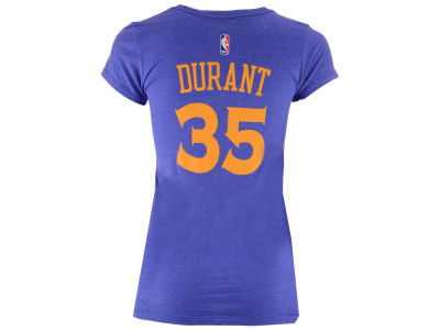 Golden State Warriors Kevin Durant adidas NBA Womens Player T-Shirt