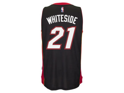 Miami Heat Hassan Whiteside adidas NBA Youth Swingman Jersey
