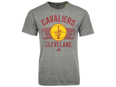 Cleveland Cavaliers adidas NBA Men's Athletic Department Triblend T-Shirt