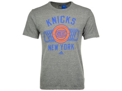New York Knicks adidas NBA Men's Athletic Department Triblend T-Shirt