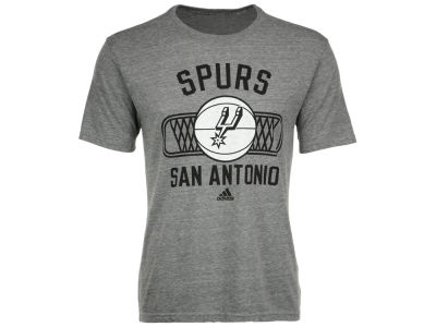 San Antonio Spurs adidas NBA Men's Athletic Department Triblend T-Shirt