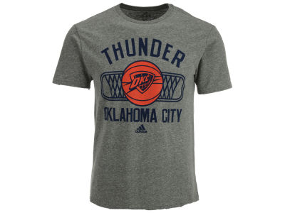 Oklahoma City Thunder adidas NBA Men's Athletic Department Triblend T-Shirt